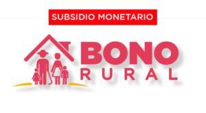 segundo bono rural 760