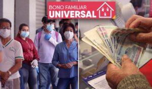 Aprueban el padrón de beneficiarios del Bono Universal de 760 soles del ámbito urbano