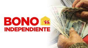 Bono Independiente: El pago comienza el 10 de octubre ¿Quiénes podrán acceder?